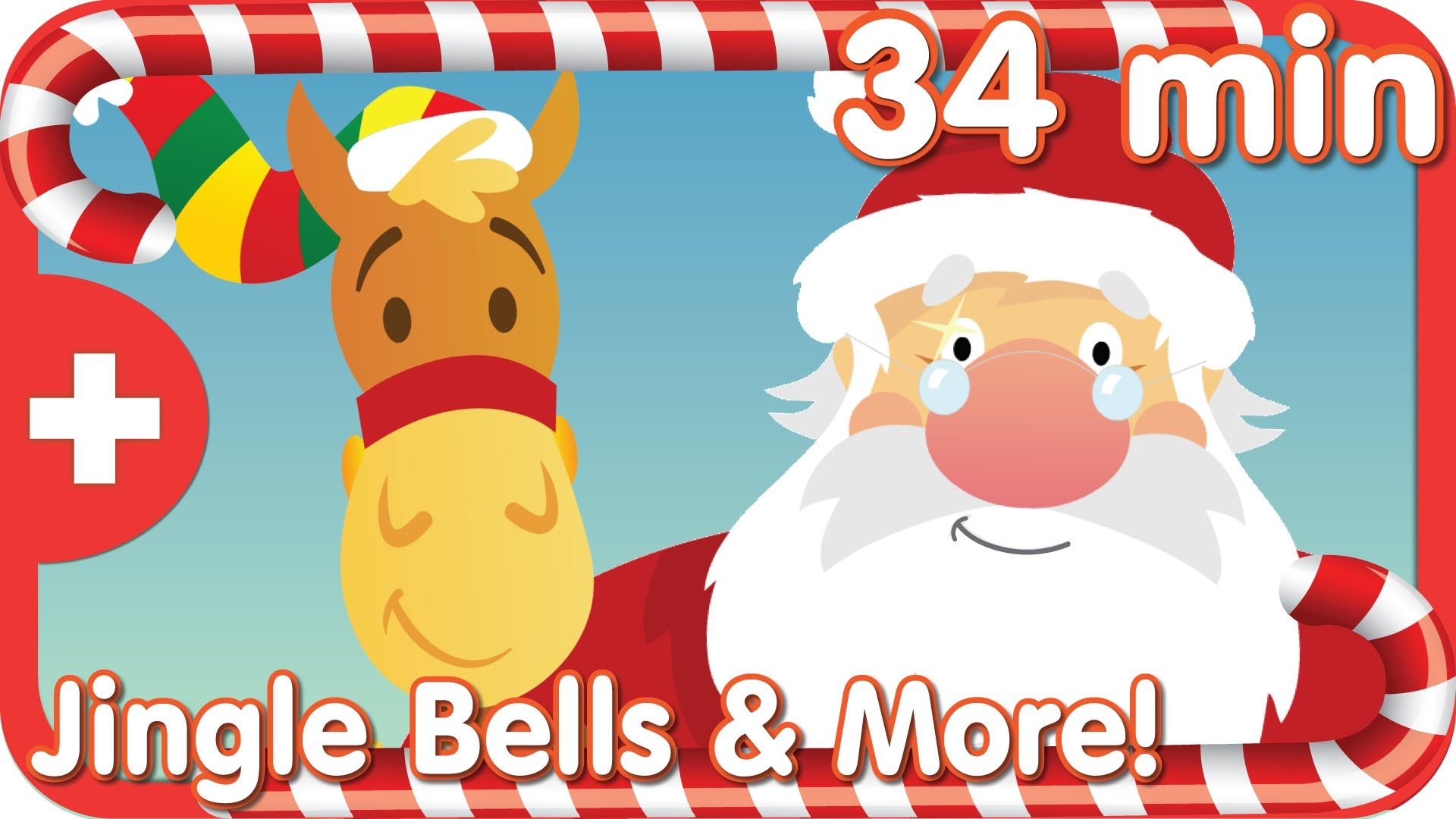 It S The Classic Christmas Song Jingle Bells In Hd Plus