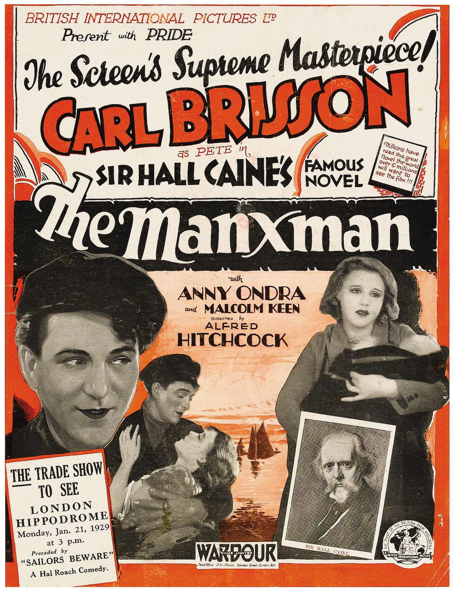 Watch The Manxman Full-Movie Streaming