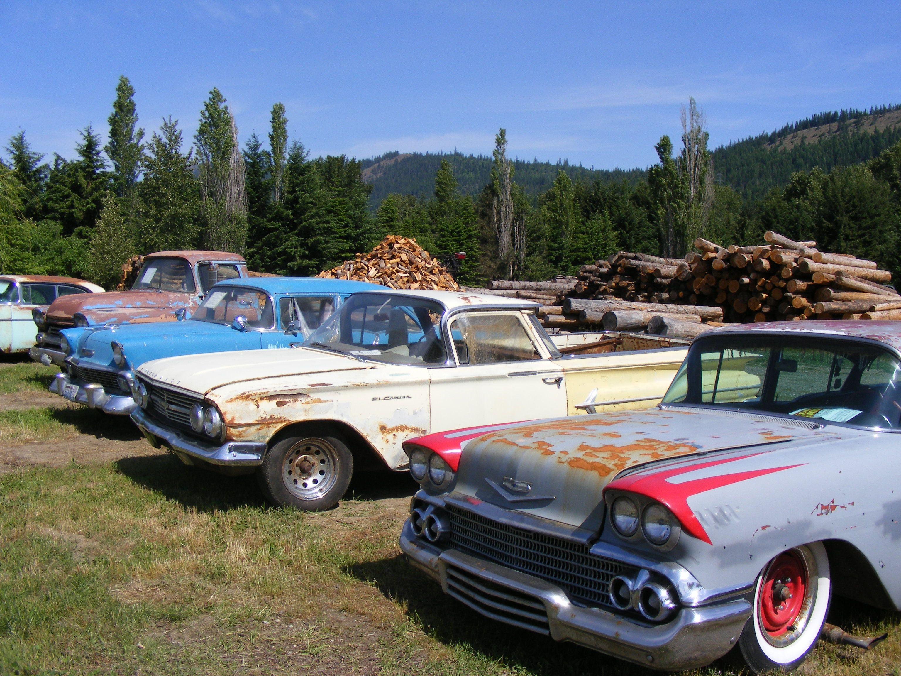 For Sale Classic Chevy classic cars trucks el camenos Easton/CleElum ...