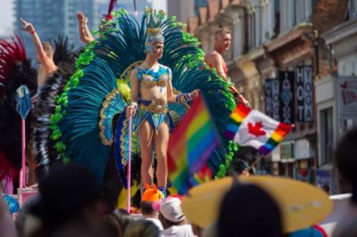 rencontre amoureuse gay pride a Cayenne