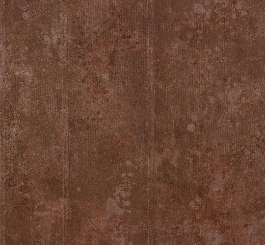Vliestapete Beton Braun Rot P+S Origin 42100-20