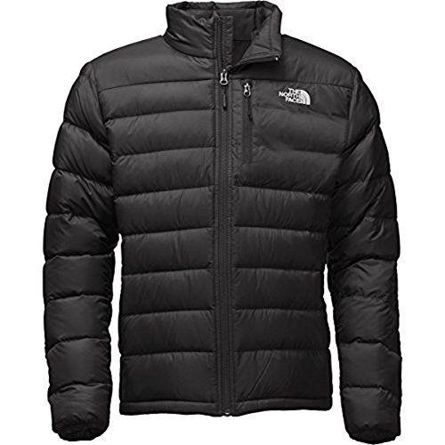 The North Face Aconcagua Jacket Mens TNF Black Large