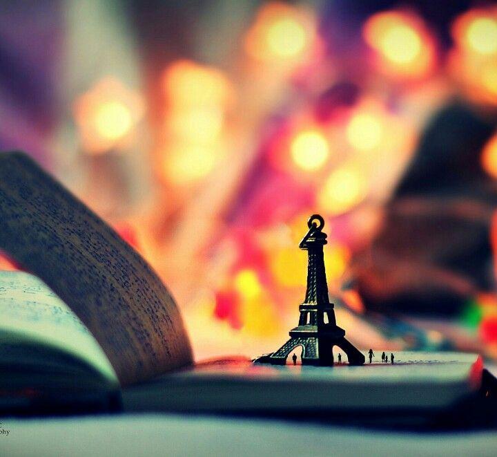 Reading & dreaming of Paris!