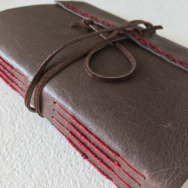 Handmade Book Tutorial – Long Stitch With Packing