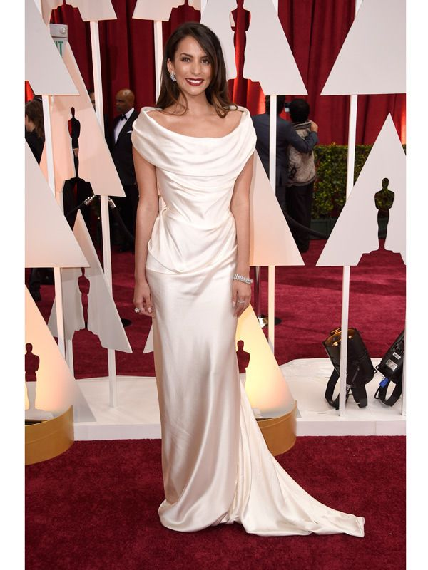 Off The Shoulder Celebrity Dresses Genesis Rodriguez Ivoty Statin Mermaid Red Carpet Gowns Vestidos De La