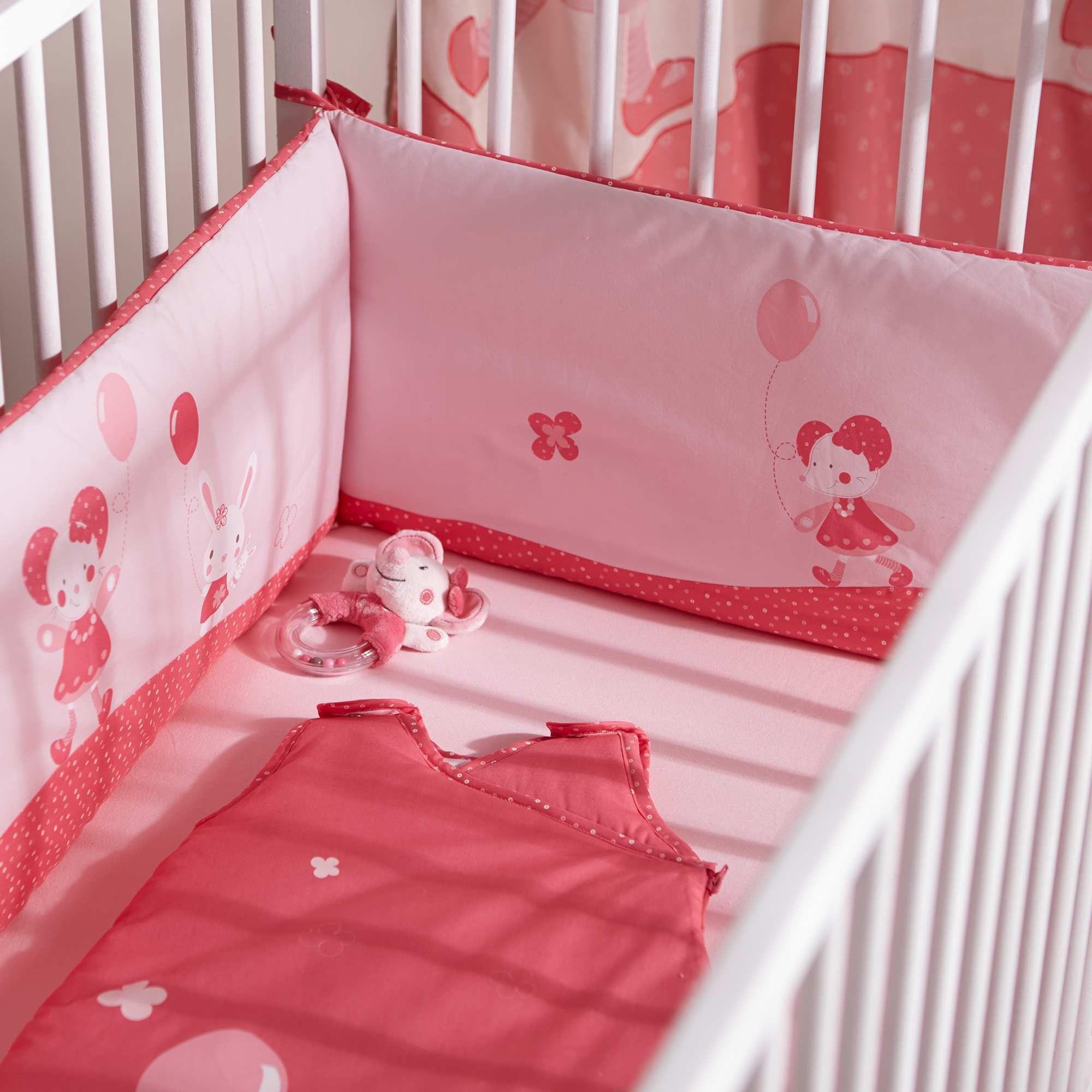 Tour De Lit Pour Bebe Fille Juste Magnifique Lit Bebe Fille Filles Bebe Idee Chambre Enfant