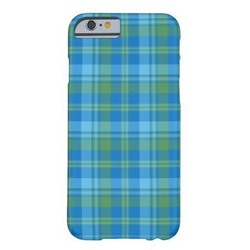 A chic, slim and feather-light case to protect your iPhone 6 smartphone, with a Plaid pattern in Blue and Green to coordinate with the Morning Glory patterns: part of the Posh & Painterly 'Morning Glory' collection. Up to $47.95 - http://www.zazzle.com/blue_morning_glory_plaid_slim_iphone_6_case-256698814049924255?rf=238041988035411422&tc=pintw