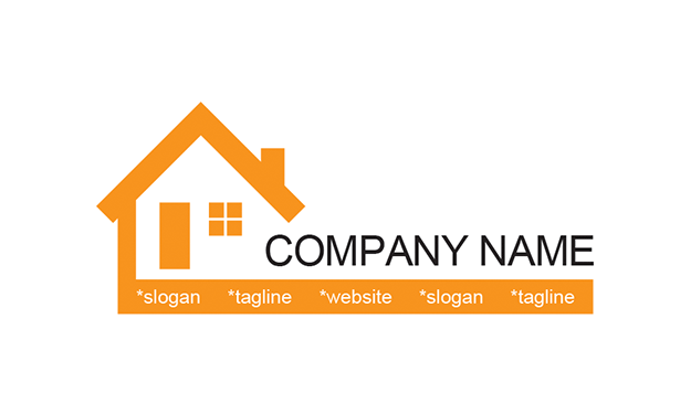 Free House Logo Template House Logo Design Home Logo