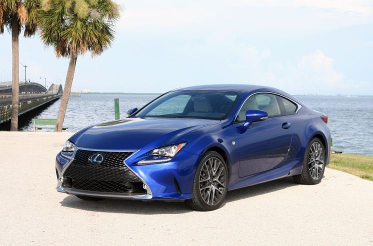 2015 Lexus RC 350 F Sport Confused about what to buy