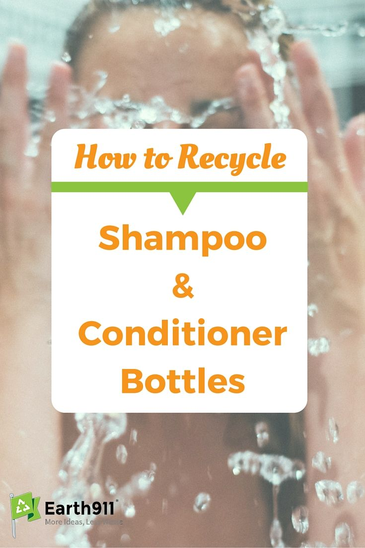 how to recycle bathroom products bottle upcycle and bushcraft