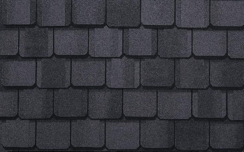 Best Exterior Shingles Certainteed Grand Manor Black Pearl 400 x 300