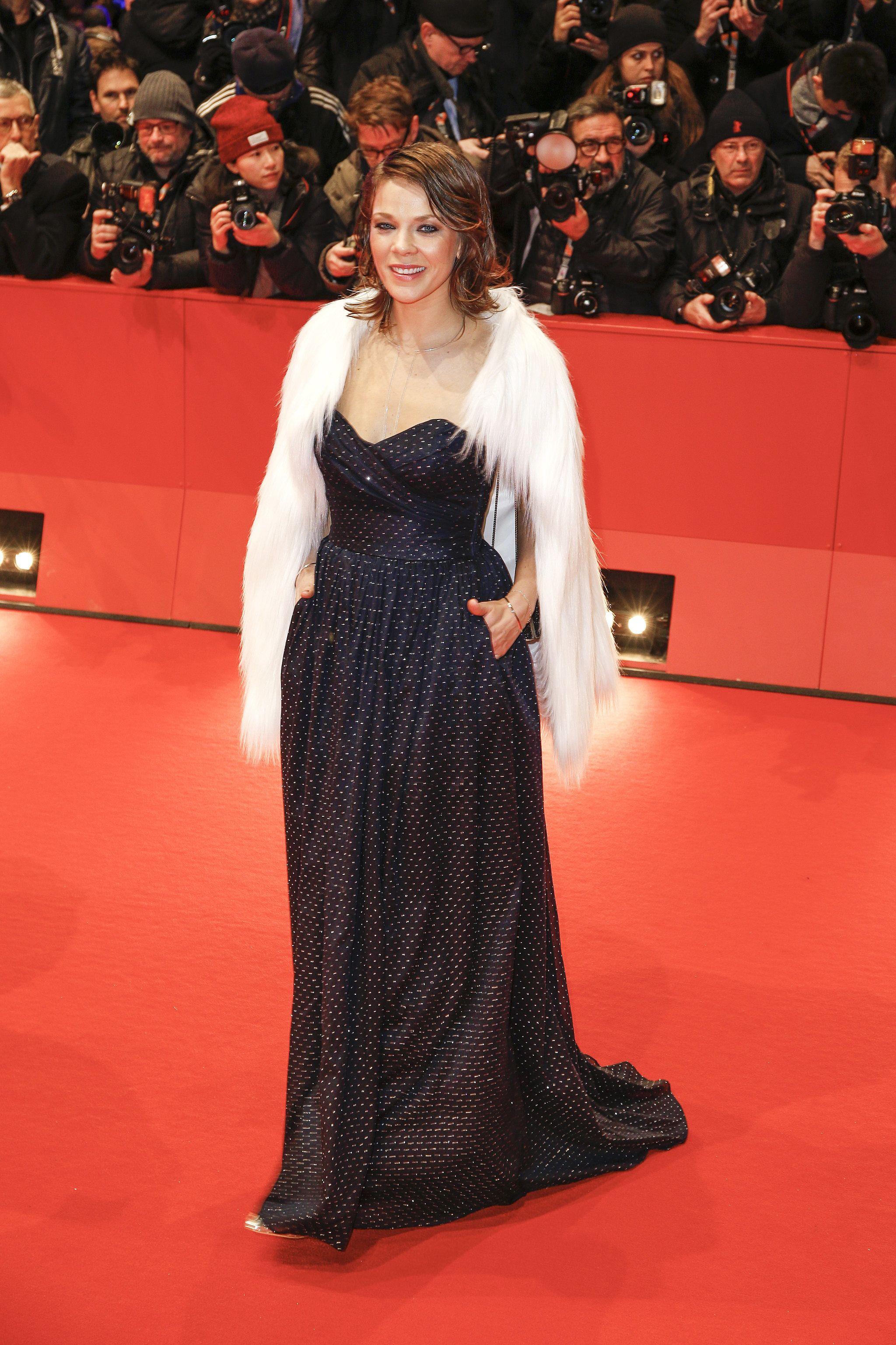 Jessica Schwarz bei der Berlinale