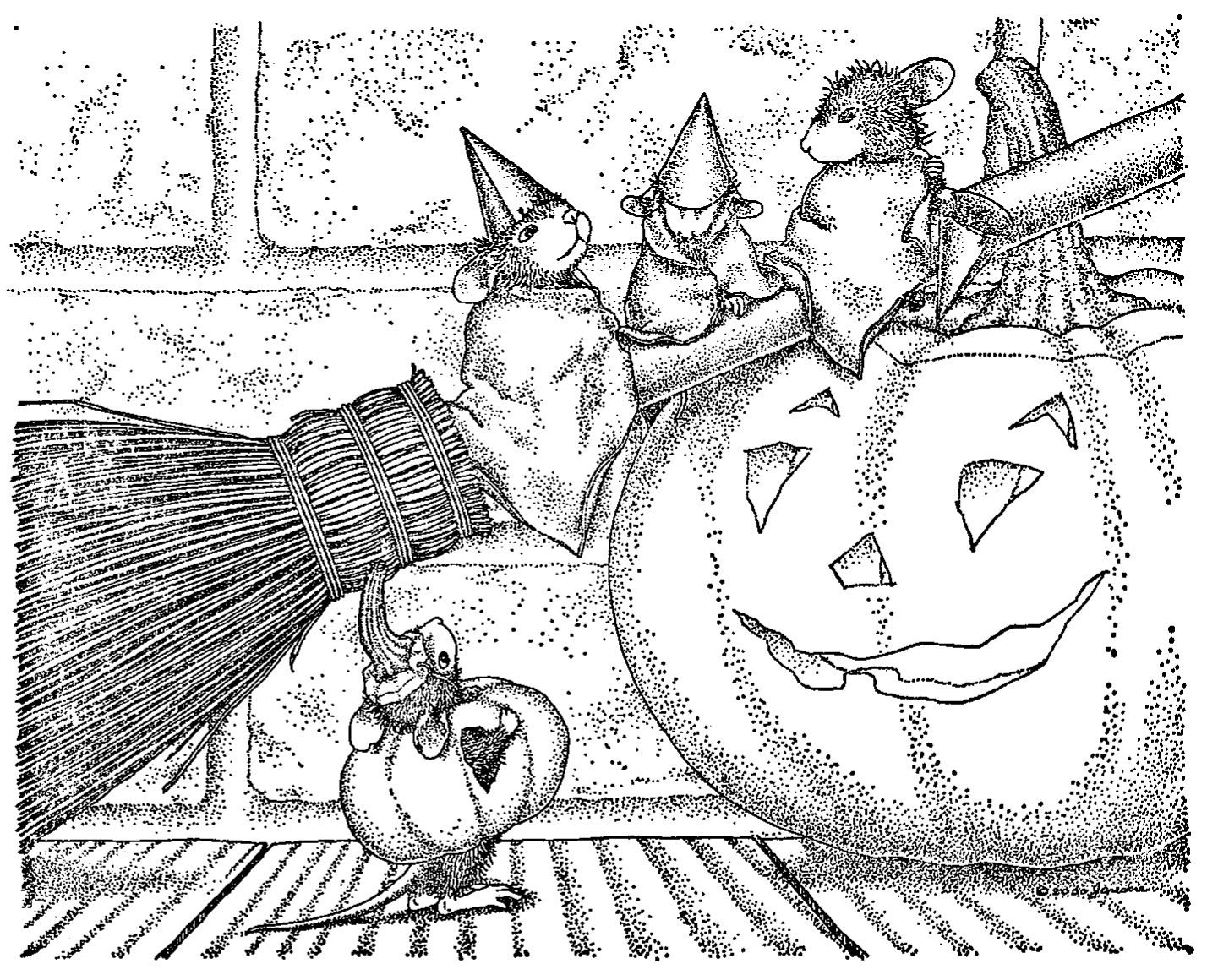 Hm halloween witch classroom pinterest coloring pages adult