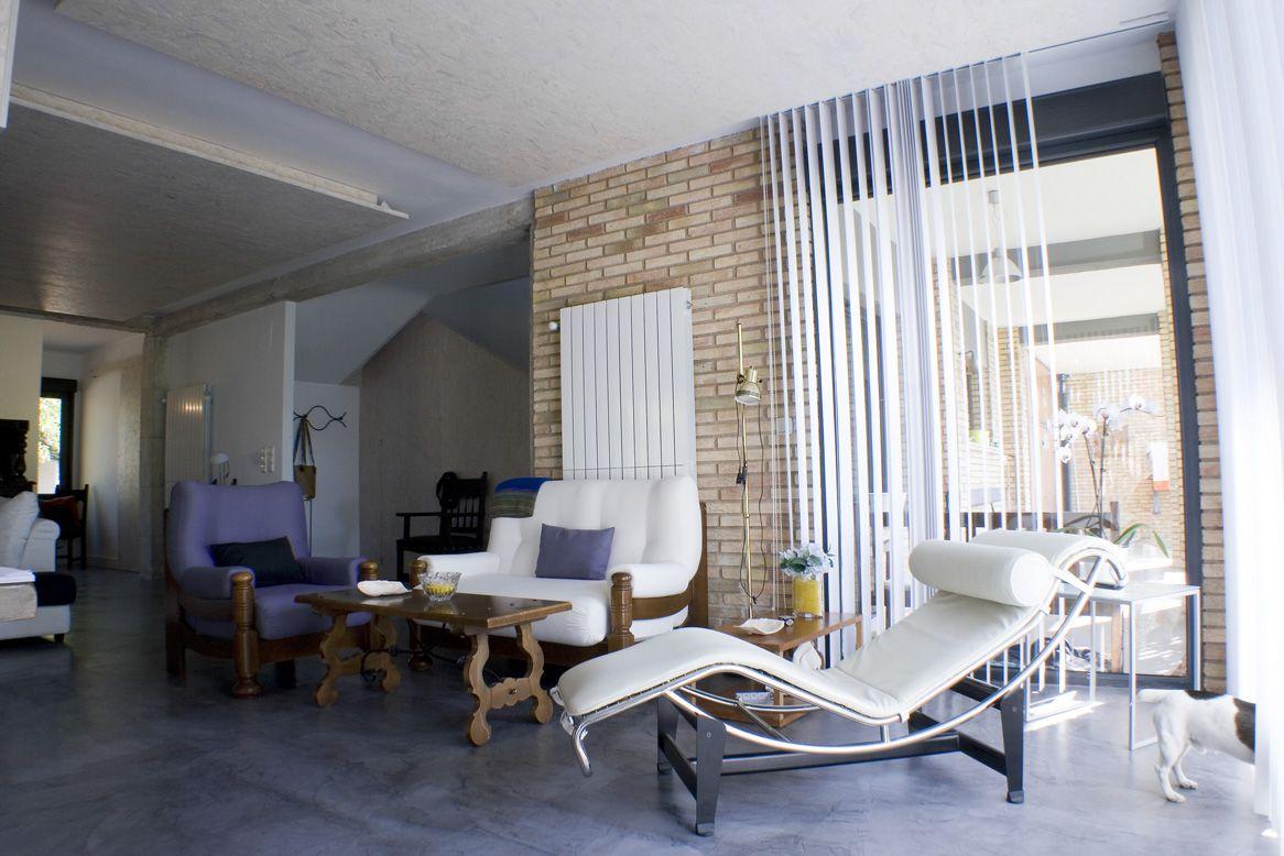 Ideas de decoracion de sala de la tv salon sala de for Ideas decoracion loft