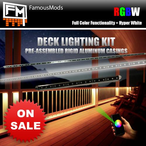 led strip deck lights. DECK RGBW SALE.png. Led Lighting SolutionsStrip Strip Deck Lights E