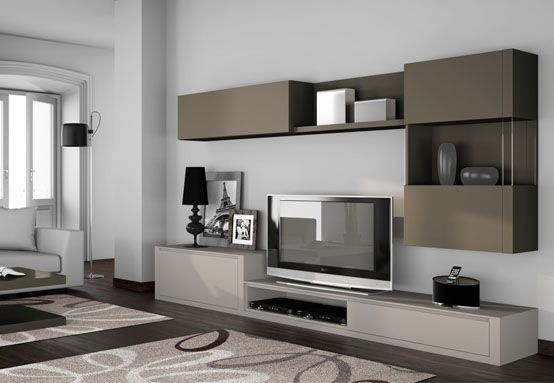 Comedores modulares | LIVING ROOM TV WALL | Pinterest | Modulares ...