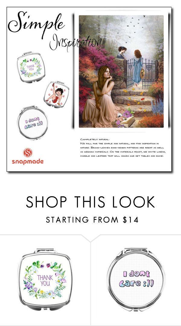 """""""Snapmade 4/10"""" by smajicelma ❤ liked on Polyvore featuring snapmade"""