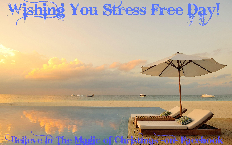 Wishing You Stress Free Day Summer Wallpaper Beach Tumblr Beautiful Pools