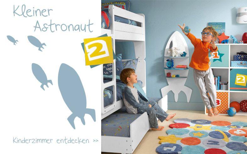 Kinderzimmer Vertbaudet ~ Verbaudet kinderzimmer kleiner astronaut kinderzimmer