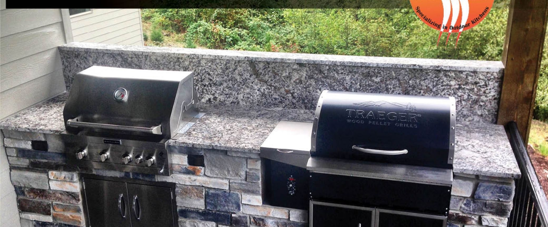 Paradise Outdoor Kitchens For Entertaining Guests In 2020 Outdoor Kitchen Plans Outdoor Kitchen Outdoor Kitchen Ideas Awesome