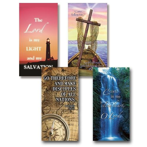 Everyday Banners Set of 4 These their are beautiful for a