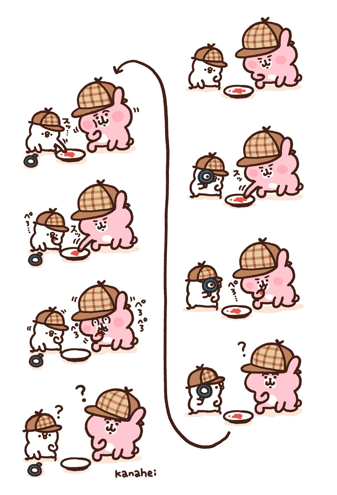 かなへい展 グッズ