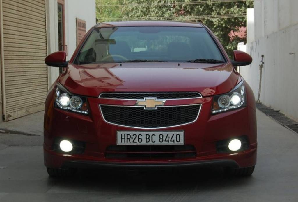 Modified Chevrolet Captiva Launched In India Chevrolet Captiva Chevrolet Chevrolet Cruze