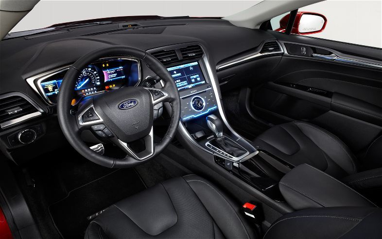 Fusion Interior Ford Fusion 2013 Ford Fusion Best Family Cars