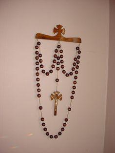 display rosary bead - Google Search