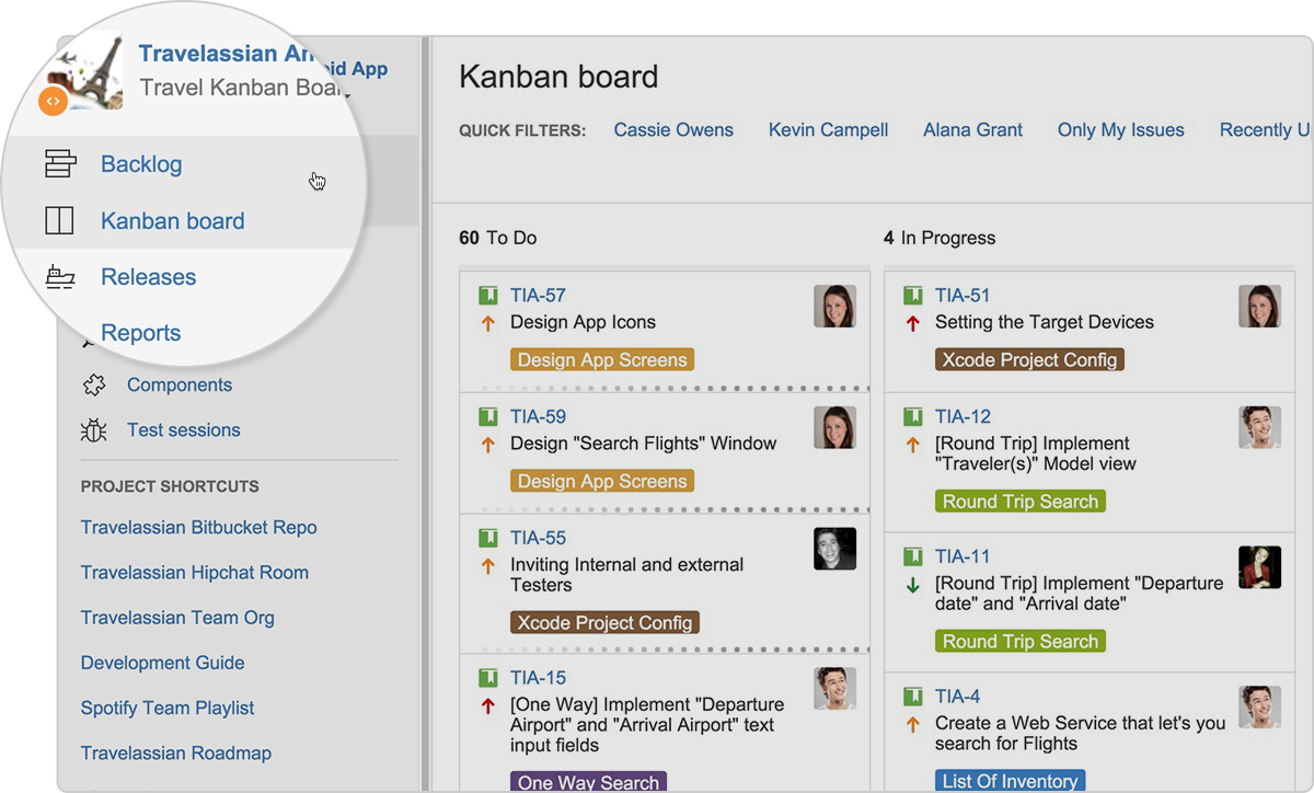 Kanban Backlog Atlassian Agile Coach Kanban Project Management Tools Kanban Board