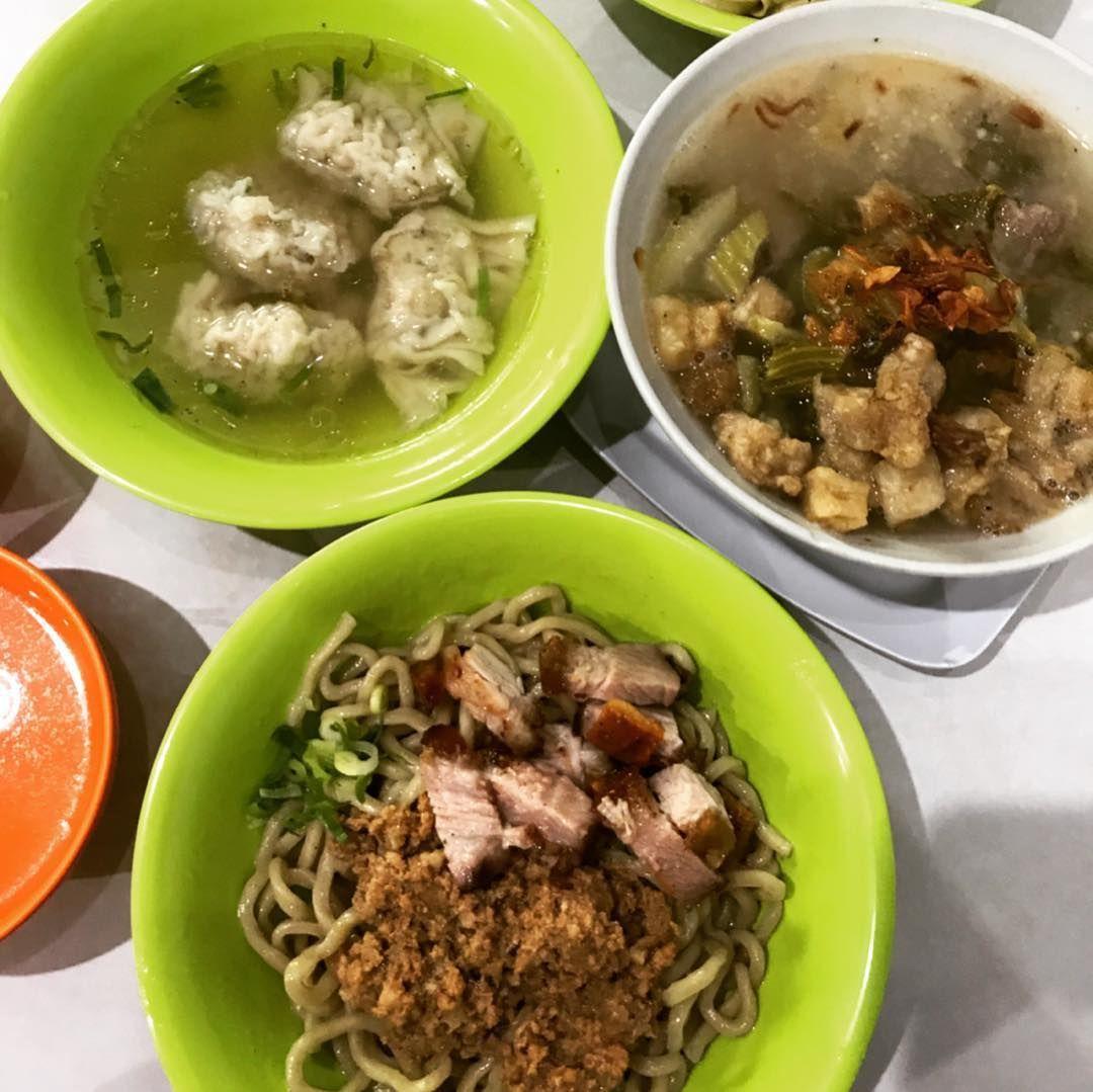 New The 10 Best Food With Pictures Weekend Noodle Series Mie Benteng Asli Tangerang Mie Karet Dengan Pork Belly Dan Babi Cincang Dite Food Beef Meat