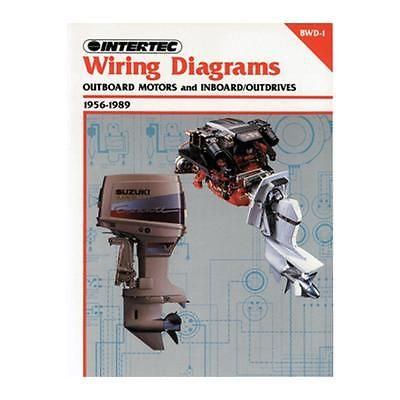 Clymer Wiring Diagrams Outboard Motors and Inboard/Outdrives 1956-1989
