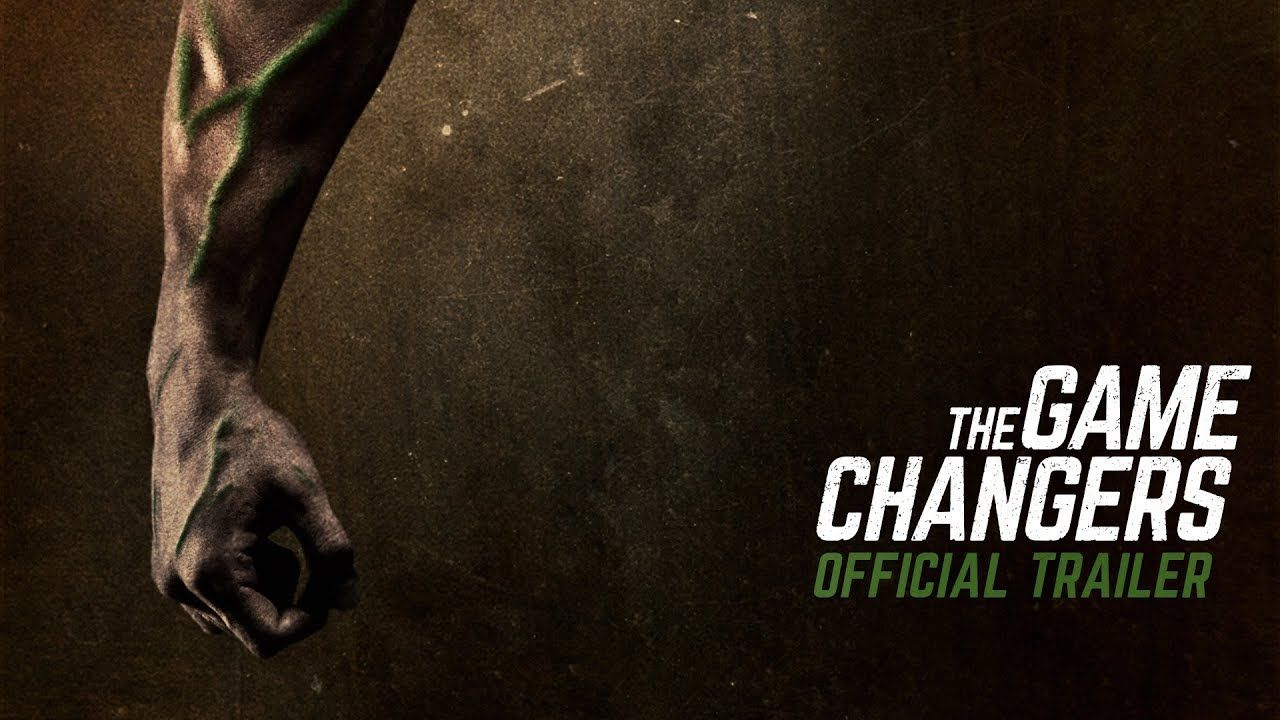 The Game Changers Official Trailer A Ufc Fighter Learns Everything He D Official Trailer Game Changer Vegan News