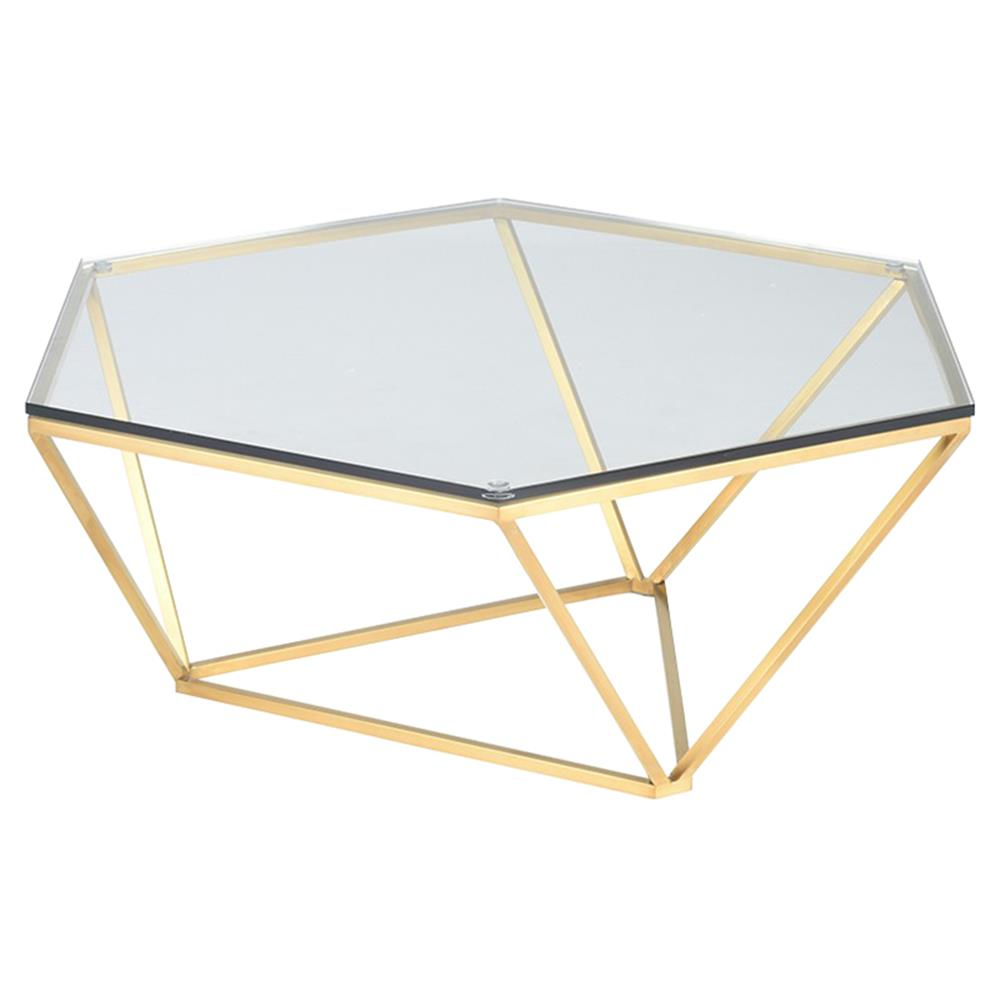Leah Hollywood Regency Hexagon Glass Top Gold Geometric Base Oval Coffee Table In 2021 Oval Coffee Tables Coffee Table Gold Coffee Table [ 1000 x 1000 Pixel ]