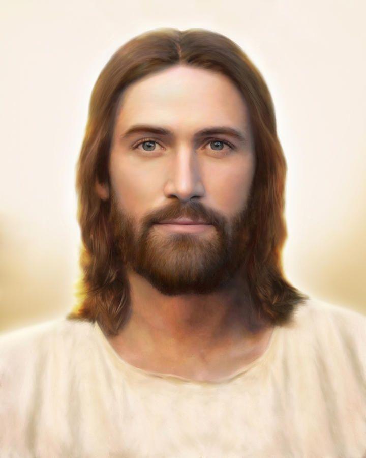 6 Sorprendentes Pinturas Digitales de Jesucristo creadas por pintor ...