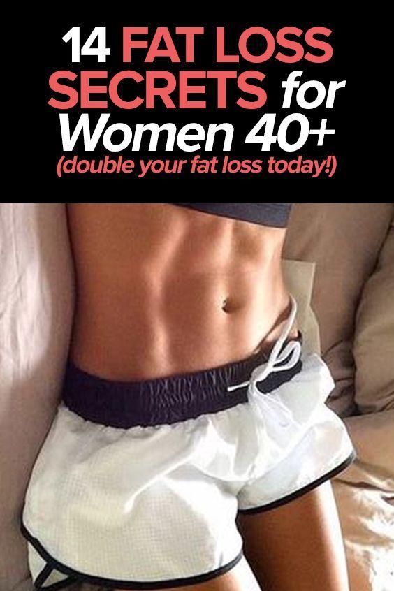 14 Essential Fat Loss Secrets For Women Over 40