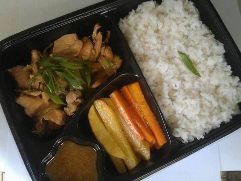 Resep Ayam Teriyaki For Lunch Box Oleh Makan Plus Youtuber Resep Resep Ayam Ayam Teriyaki Makan Siang