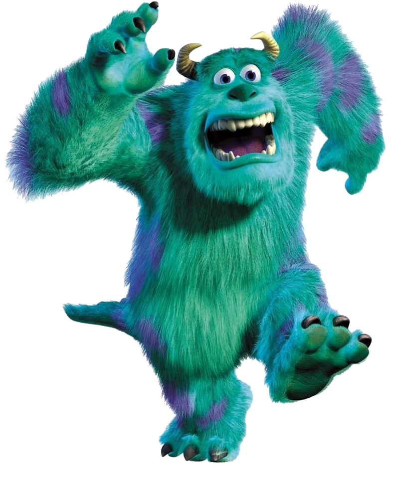 Png Monsters Inc Monsters Inc Sulley Monsters Inc Mike And Sulley