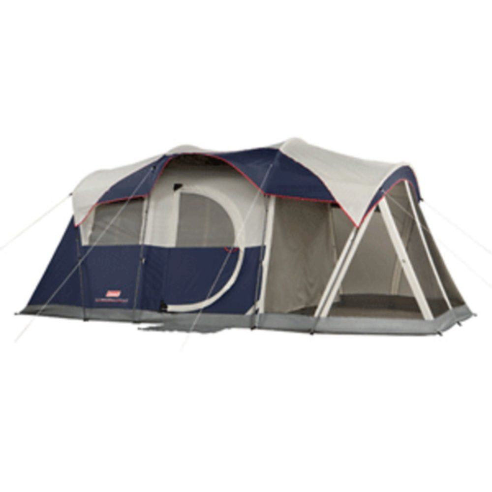 Elite Weathermaster 6 Screened Tent