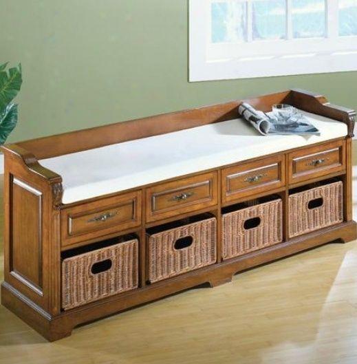Wooden Skid Bed Frame