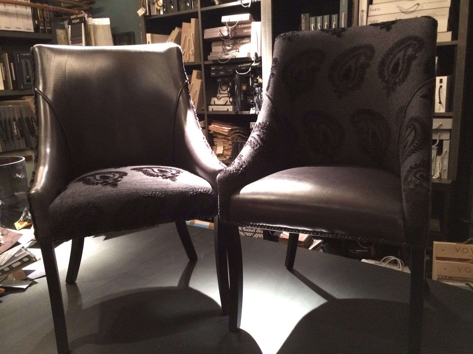 Custom Made Luxury Chairs For A Recent Design Project Yda Bespoke