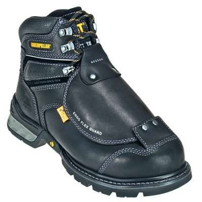 28b6d34bcf8 Men s CAT Boots 89942 Ergo Flexguard Met Guard Work Boots
