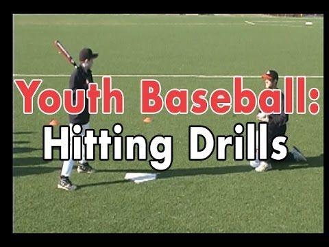 Photo of Coaching Youth Baseball: Hitting Drills