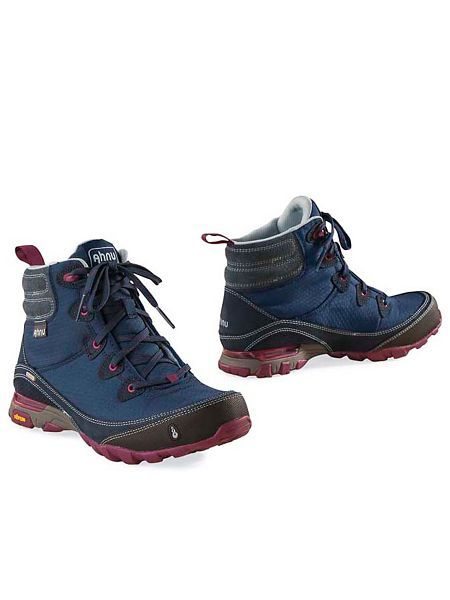 Shop Women's Ahnu Sugarpine Boots. Colorful waterproof ankle boots for  comfy walking & hiking.