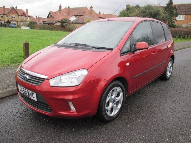 2008 Ford C Max 1 8 Zetec For Necessity Not Street Cred Ford