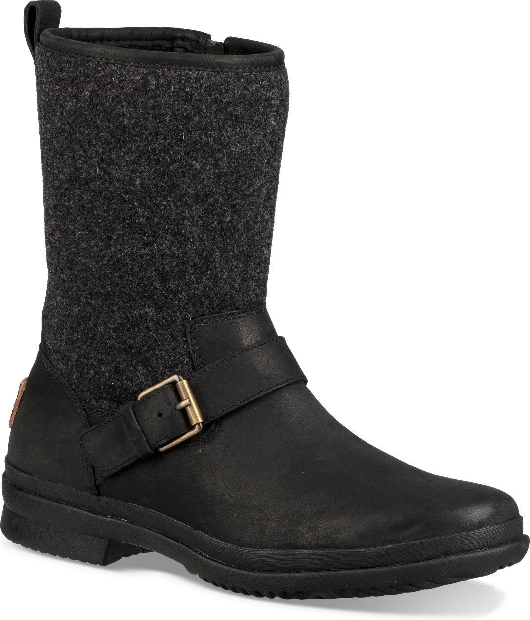 2eab2f8cae5 Tackle the elements in the UGG Women's Robbie, a waterproof boot ...