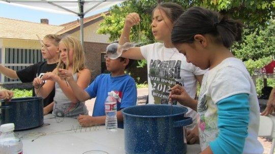 Heritage Square Camp – Artifacts Rock! Phoenix, Arizona  #Kids #Events