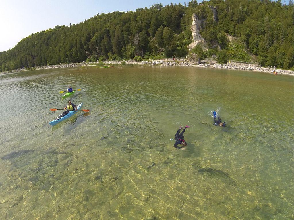 Mackinac Island Kayak Sup Rental Kayaking Kayak Adventures Kayak Tours
