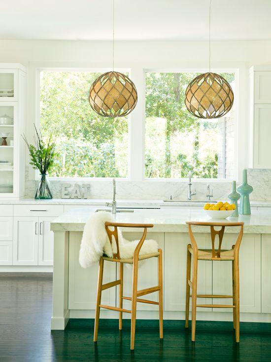 Kitchen Design Pops Of Color