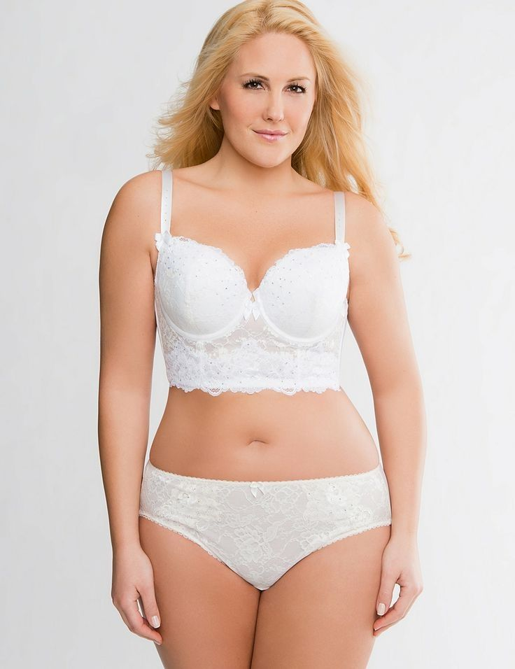 Plus Size Bridal Lingerie. | underwear | Pinterest | Plus size ...